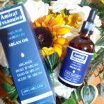 Olio di Argan Biologico Puro -Amirat Essaouira   (recensione)
